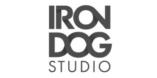 Iron Dog Studio slot developer logo