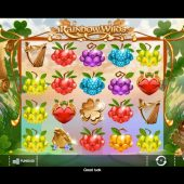 rainbow wilds slot game