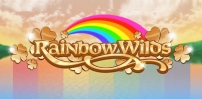 Cover art for Rainbow Wilds slot