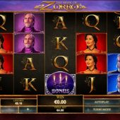 the mask of zorro slot game
