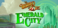 Cover art for The Wizard of Oz Emerald City slot