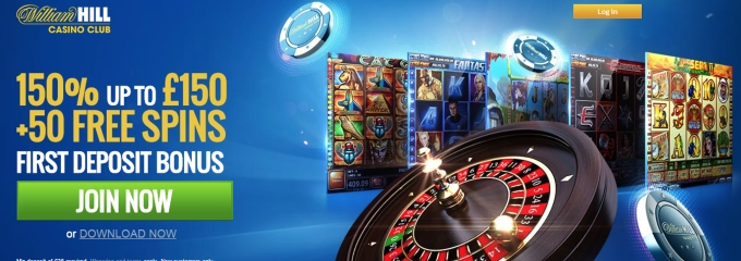 will hill casino club promotion