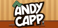 Cover art for Andy Capp slot