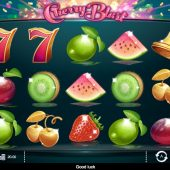 cherry blast slot game