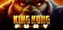Cover art for King Kong Fury slot