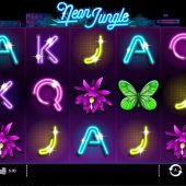 neon jungle slot game