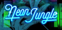 Cover art for Neon Jungle slot