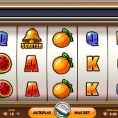 swipe and roll slot game