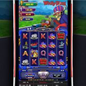 wacky races slot game