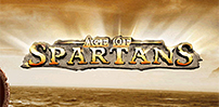 Cover art for Age of Spartans slot