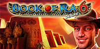 Cover art for Book of Ra Deluxe 6 slot