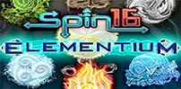 Cover art for Elementium Spin16 slot