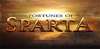 Cover art for Fortunes of Sparta slot