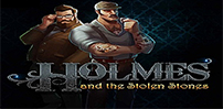 Cover art for Holmes and the Stolen Stones slot
