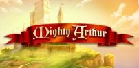 Cover art for Mighty Arthur slot