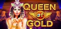 Cover art for Queen of Gold slot
