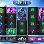raiders of the hidden realm slot game