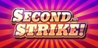 Cover art for Second Strike slot