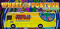 Cover art for Wheel of Fortune on Tour slot