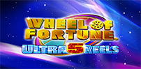 Cover art for Wheel of Fortune Ultra 5 Reels slot