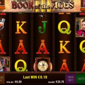 book of the ages slot game