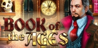 Cover art for Book of the Ages slot