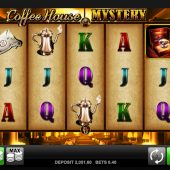 coffee house mystery slot game