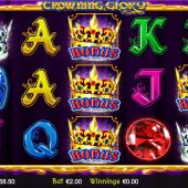 crowning glory slot game