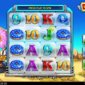 donuts slot game