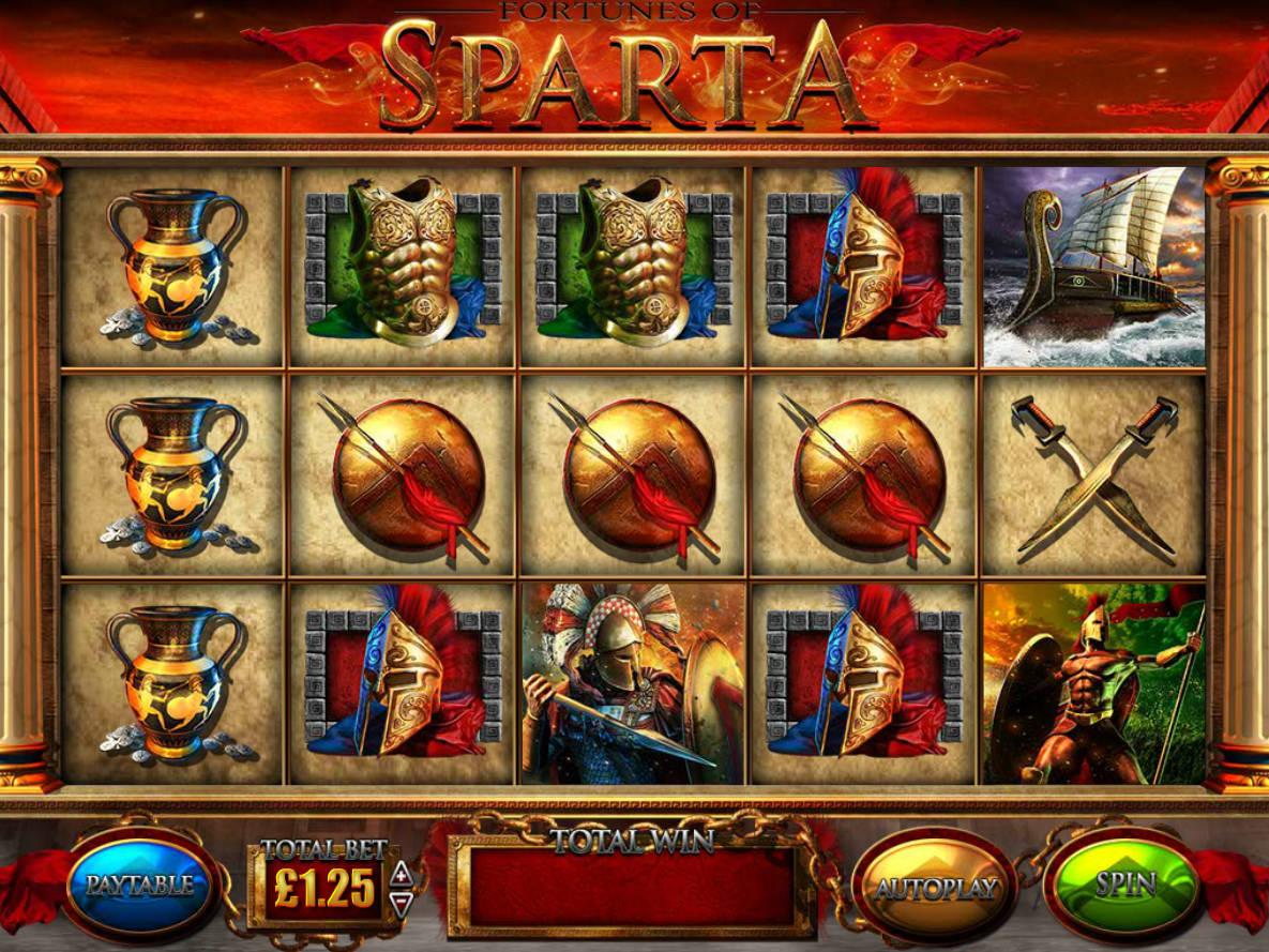 Spiele Spartans - Video Slots Online