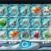 frozen diamonds slot game