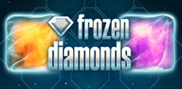 Cover art for Frozen Diamonds slot