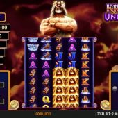 kronos unleashed slot game