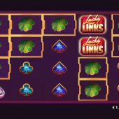 lucky links slot game