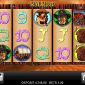 rail road slot game