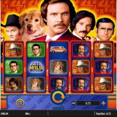 anchorman the legend of ron burgundy slot game