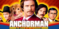 Cover art for Anchorman The Legend of Ron Burgundy slot