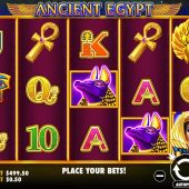 ancient egypt slot game