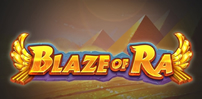 Cover art for Blaze of Ra slot