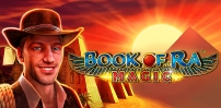 Cover art for Book of Ra Magic slot