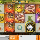 dwarfs gone wild slot game