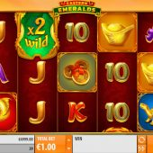 eastern emeralds slot game
