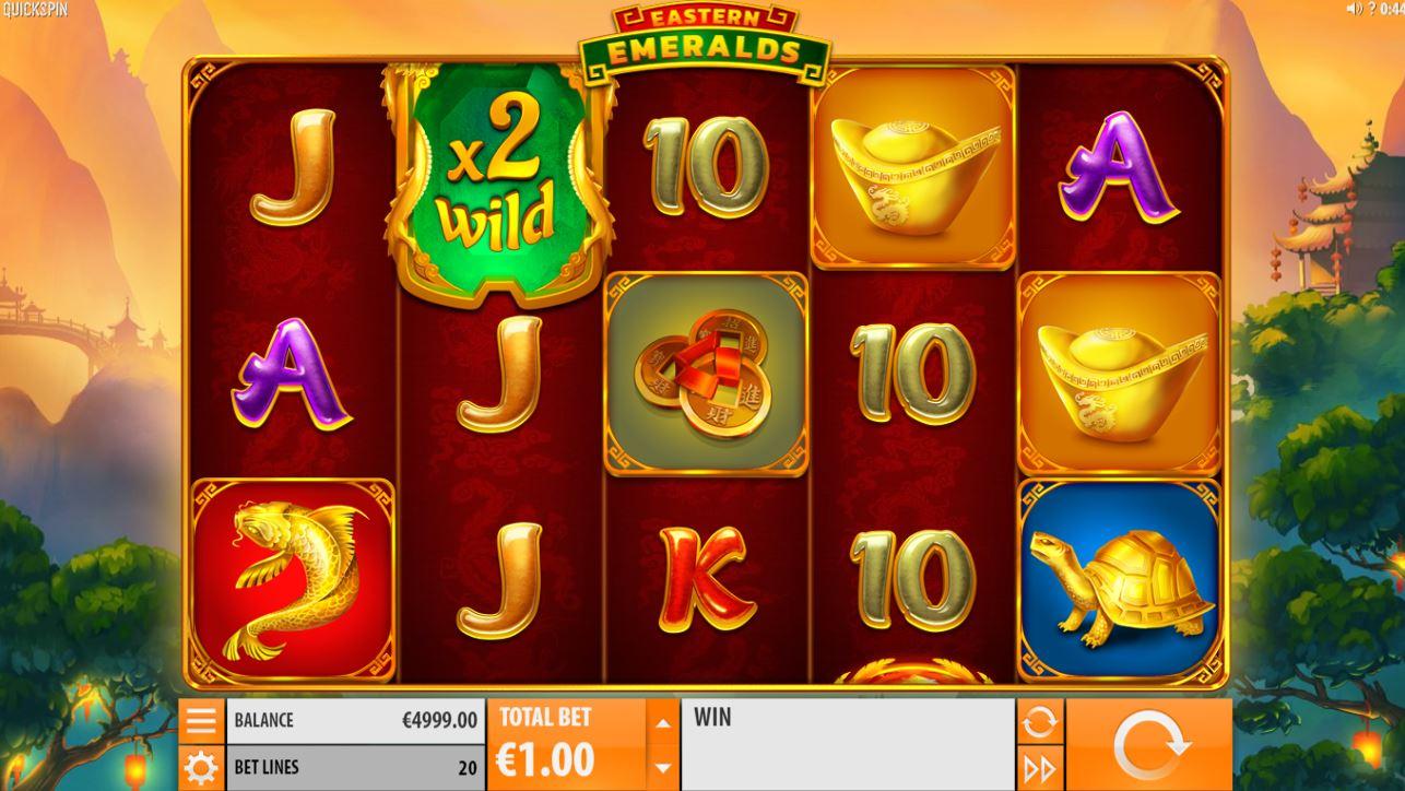 Spiele Eastern Emeralds - Video Slots Online