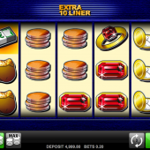 extra 10 liner slot game