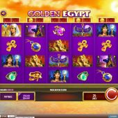 golden egypt slot game
