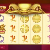 golden toad slot game