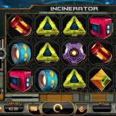 incinerator slot game