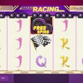 macau racing slot game