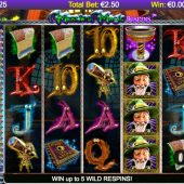 merlins magic respins christmas slot game