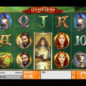mighty arthur slot game